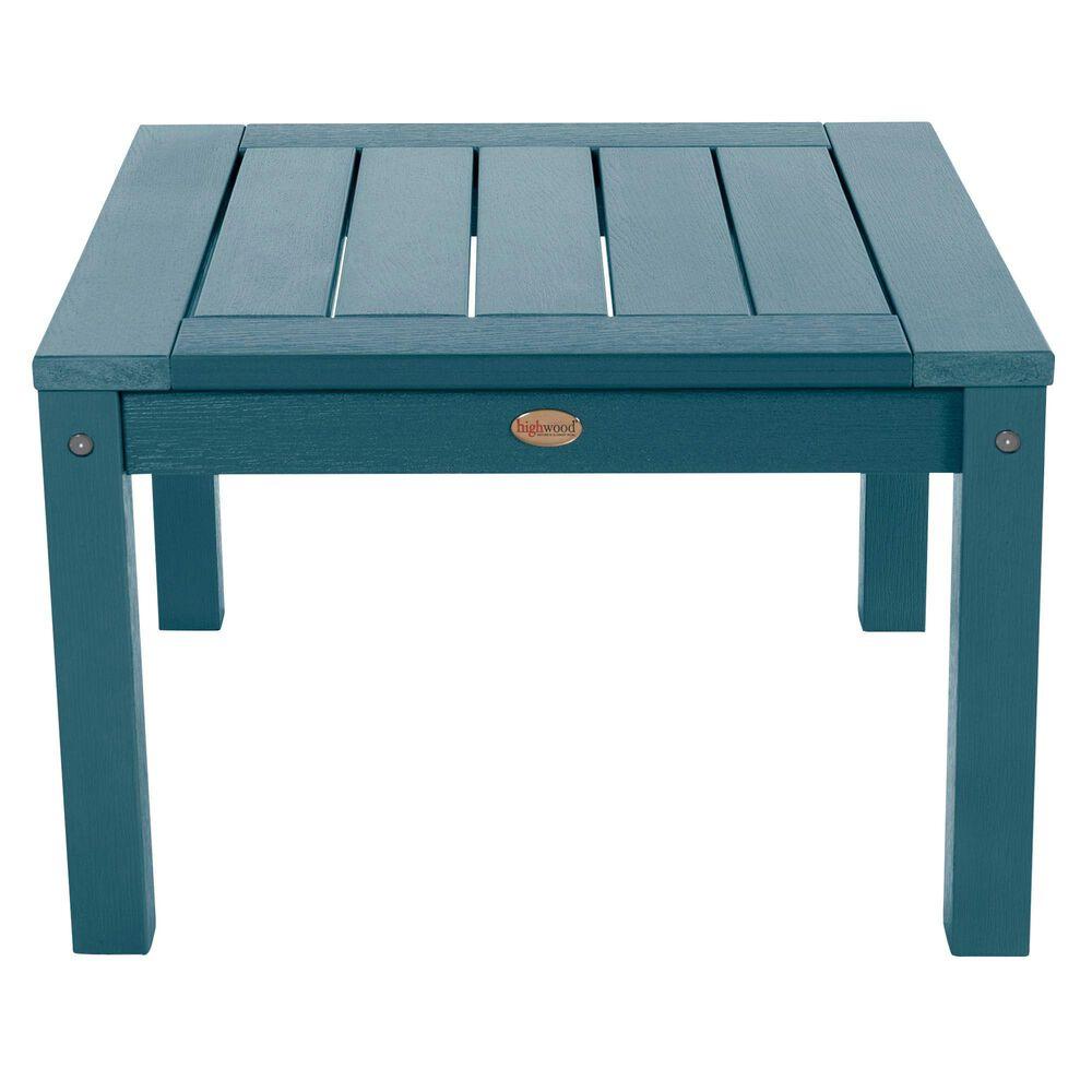 Highwood USA Adirondack Side Table in Nantucket Blue, , large