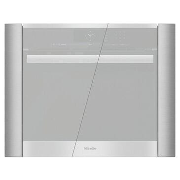 """Miele 30"""" Trim kit in Stainless Steel, , large"""