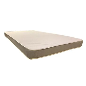 "Omaha Bedding 4"" Astronaut Foam Twin Mattress, , large"