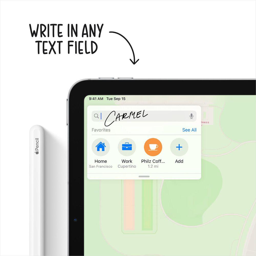 "Apple 10.9"" iPad Air (Latest Model) Wi-Fi + Cellular 64GB (Unlocked) - Space Gray, , large"
