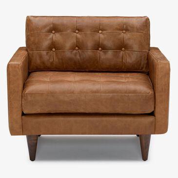 Joybird Eliot Chair in Santiago Ale, , large