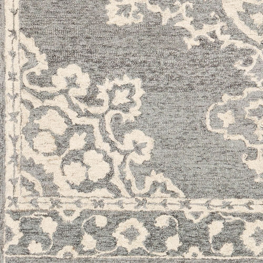Surya Granada GND-2310 8' x 10' Medium Gray, Beige and Charcoal Area Rug, , large
