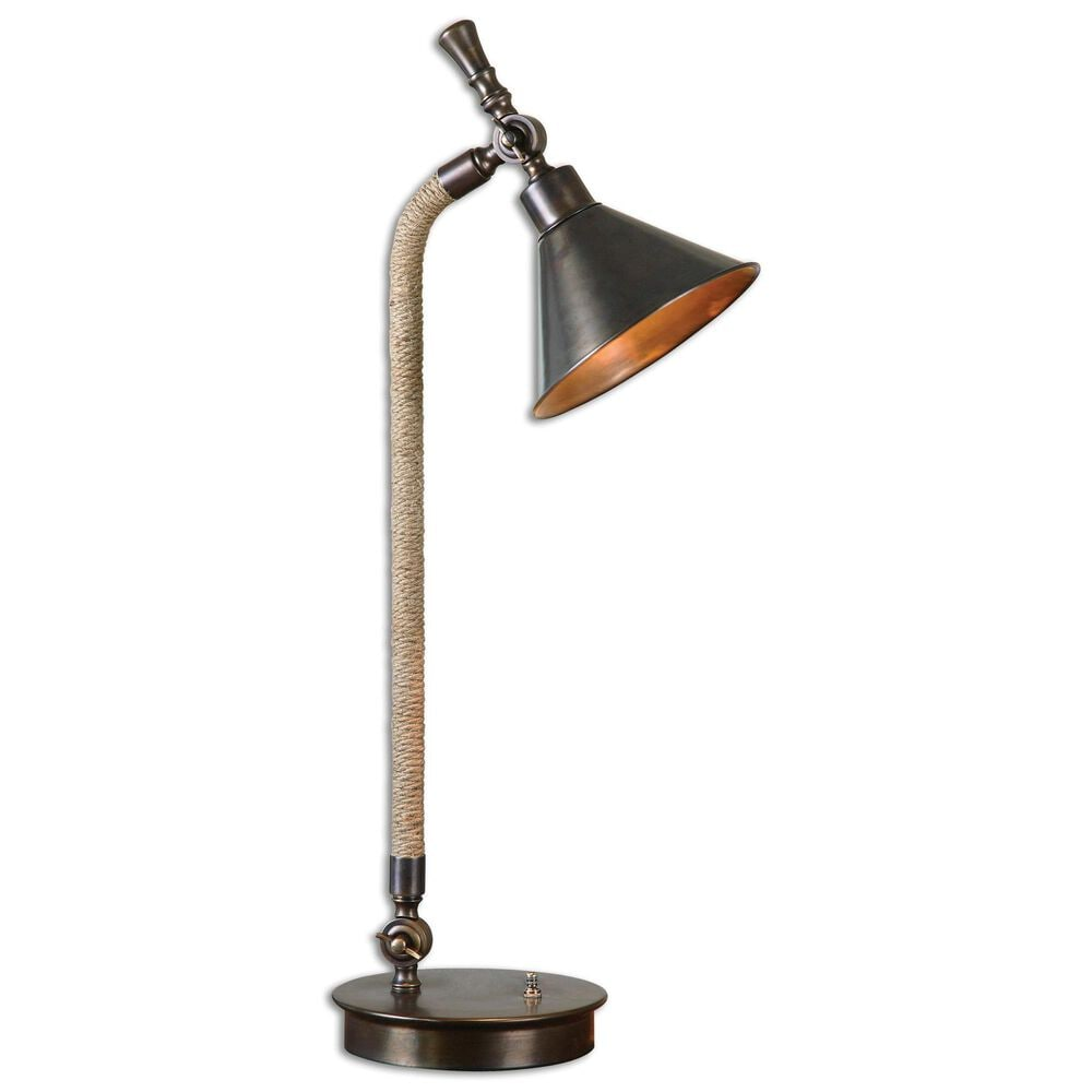 Uttermost Duvall Task Lamp, , large