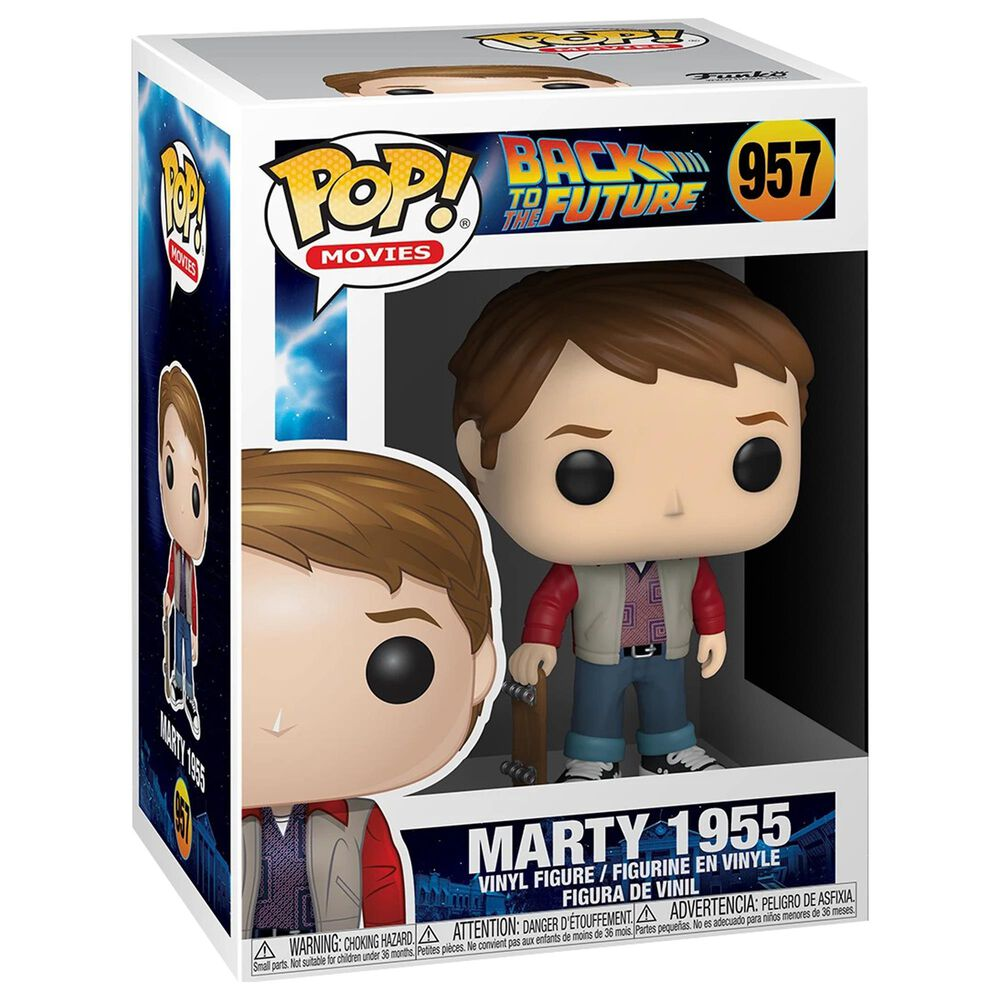 Funko POP! Back to the Future: Marty 1955, , large