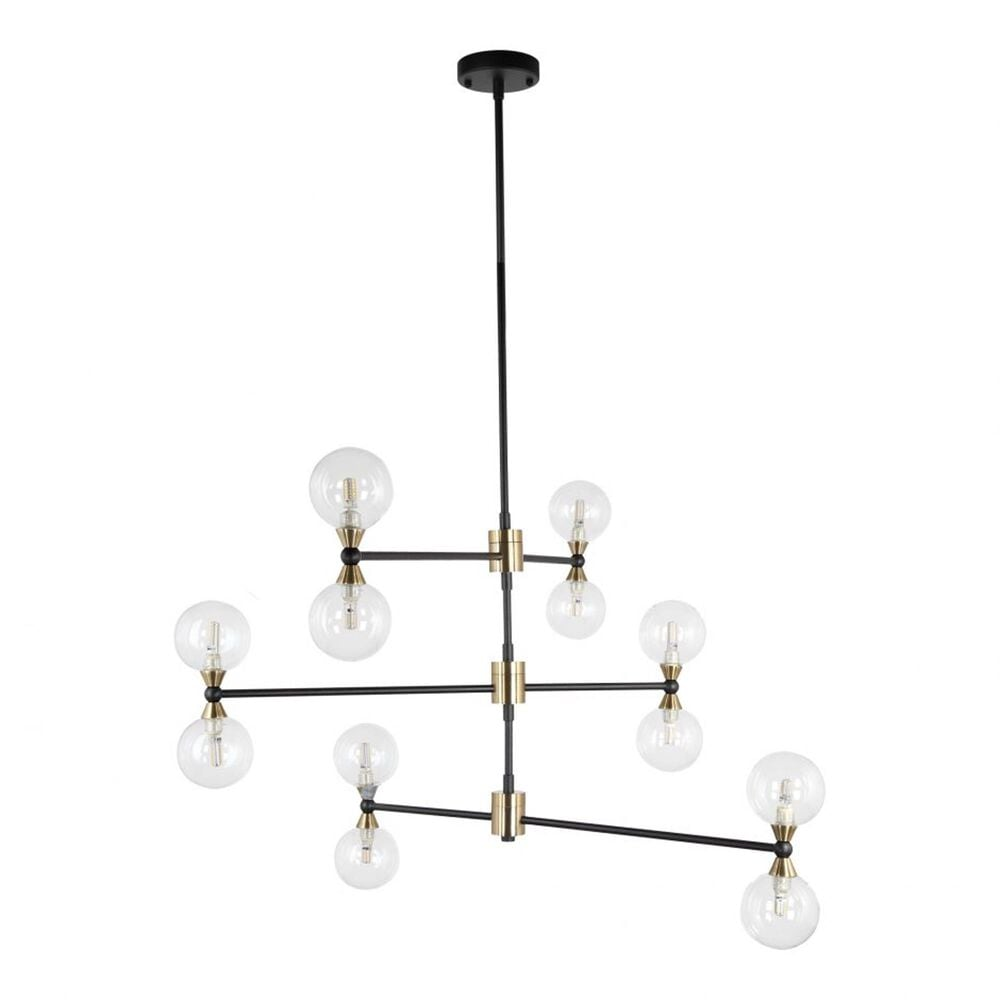Moe's Home Collection Centauri Pendant Light in Brown, , large