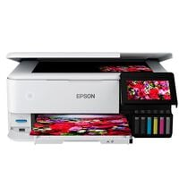 Epson EcoTank Photo ET-8500 Wireless Color All-in-One Supertank Printer