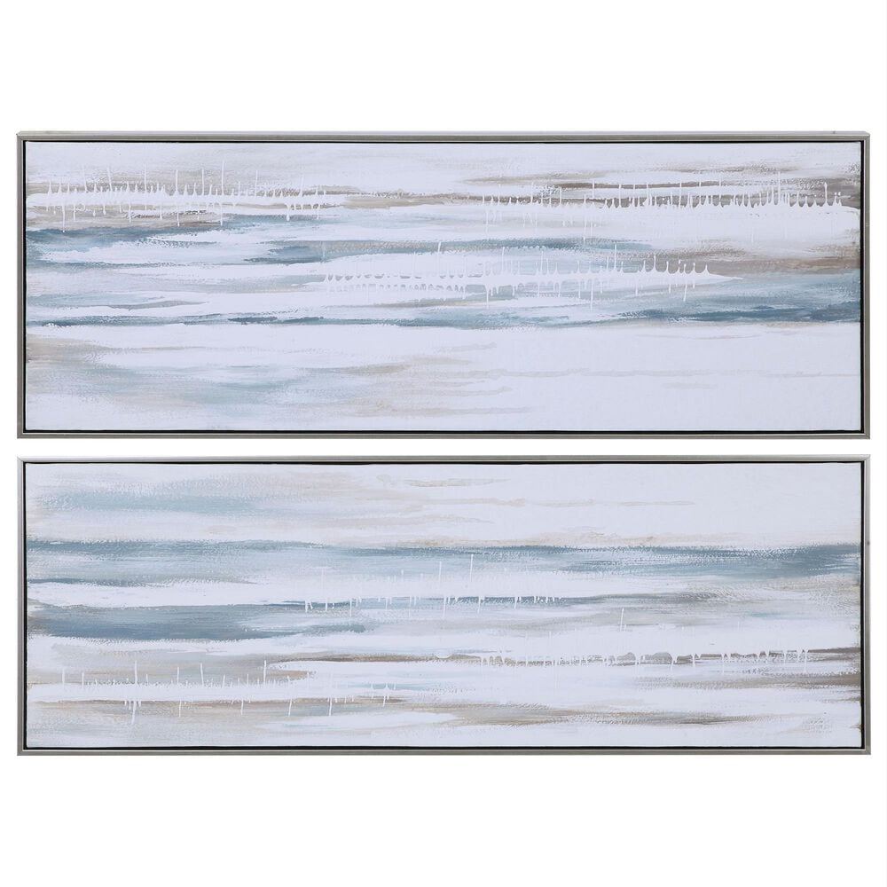 Uttermost Drifting Abstract Landscape Art (Set of 2), , large