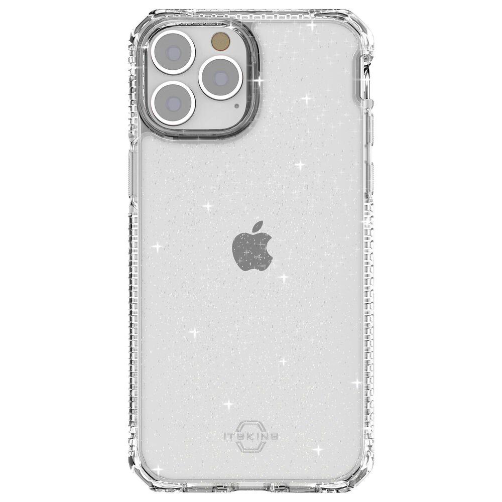 ITSkins Hybrid Spark Case for Apple iPhone 13 Pro in Transparent, , large