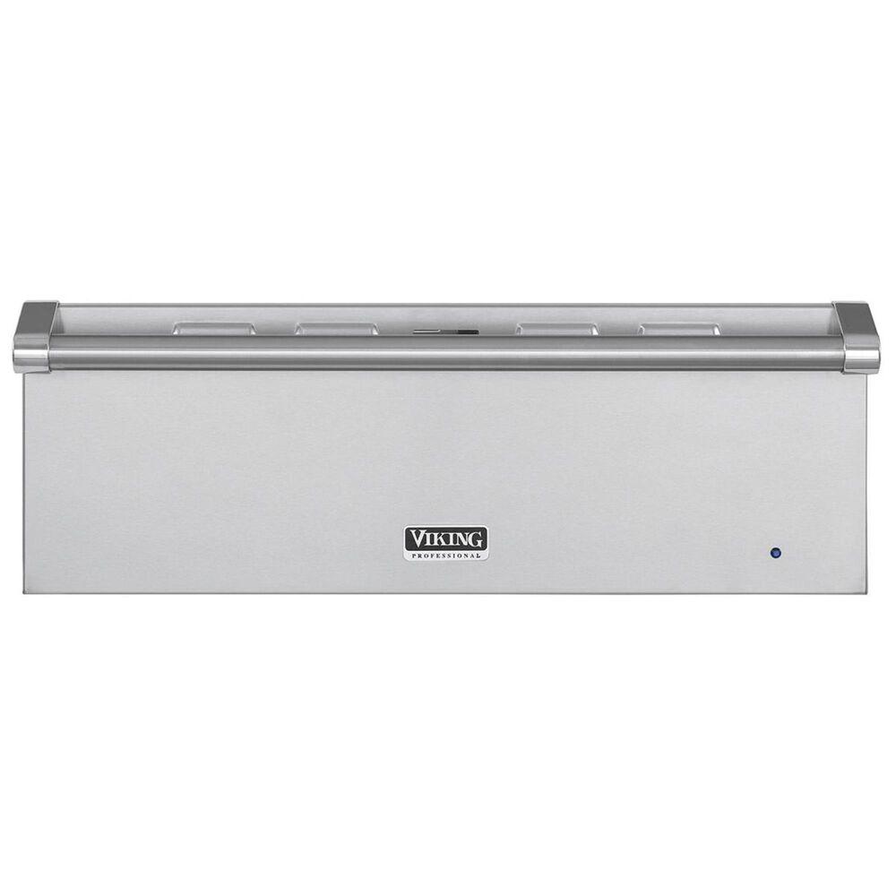 "Viking Range 30"" Warming Drawer with Large Capacity in Stainless Steel, , large"