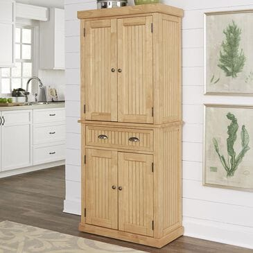 Home Styles Nantucket Natural Pantry in Maple, , large