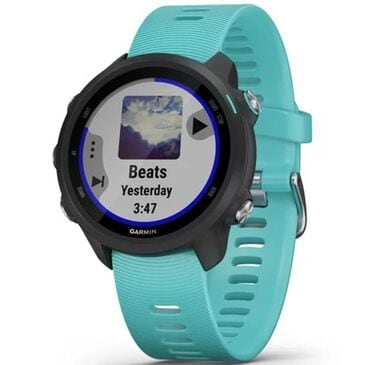Garmin Forerunner 245 Music in Aqua, , large