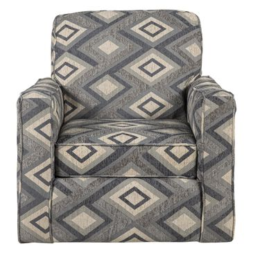 Southaven Swivel Chair in King Diamond Blue Ice, , large