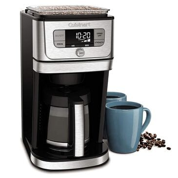 Cuisinart Burr Grind & Brew 12-Cup Coffeemaker, , large
