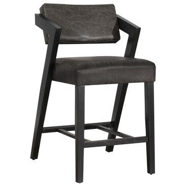 "Richlands Furniture Snyder 26"" Counter Height Stool in Blackwash, , large"