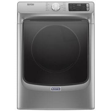 Maytag 7.3 Cu. Ft. Electric Dryer with 12 Dry Cycles in Metallic Slate, , large