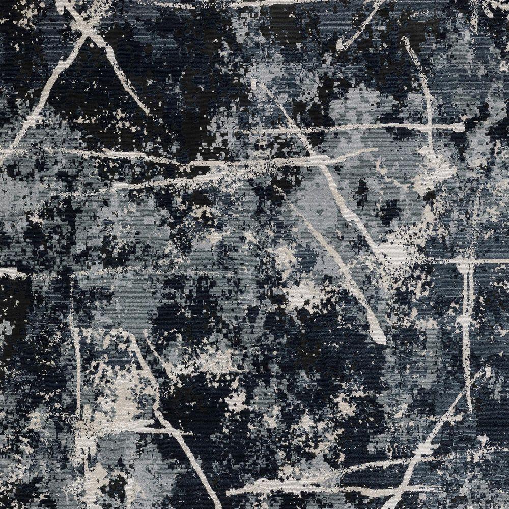 """Oriental Weavers Caravan Dark Skies 9'10"""" x 12'10"""" Blue Area Rug, , large"""