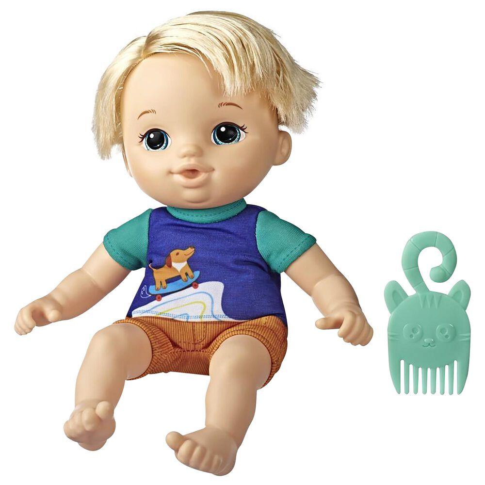 Hasbro Baby Alive Littles Doll Zack, , large