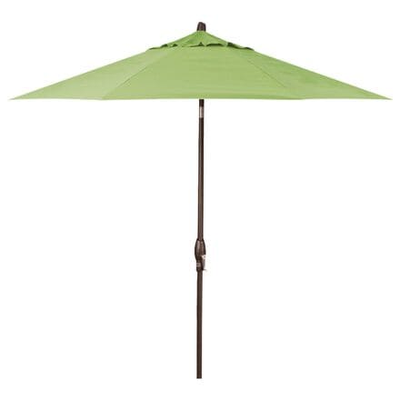 Garden Party 7.5 foot Push Button Tilt Umbrella in Macaw