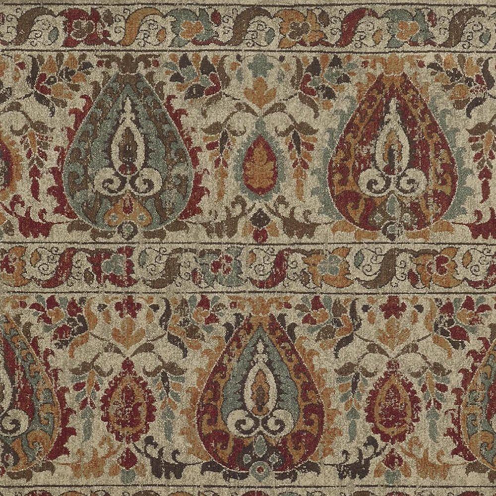 "Oriental Weavers Voyage 104W0 7'10"" x 10'10"" Beige Area Rug, , large"