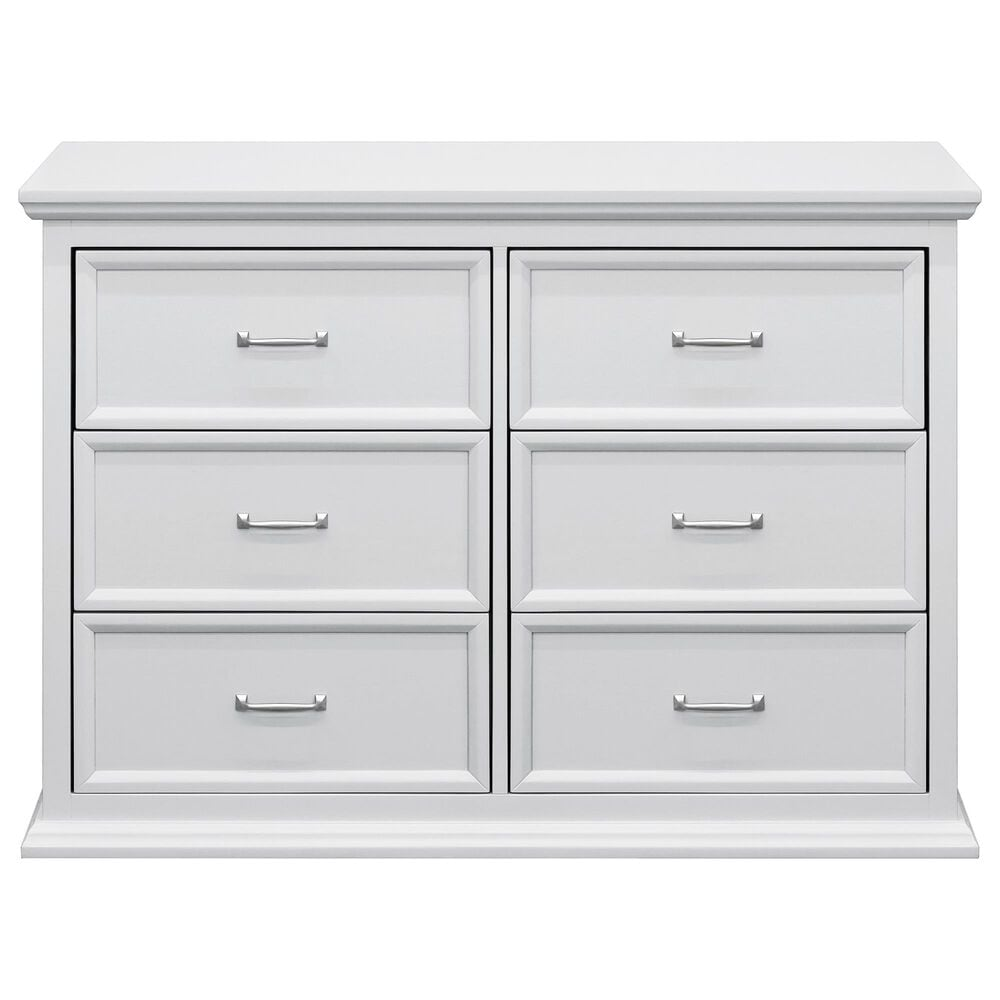New Haus Foothill 6 Drawer Dresser in Cloud Grey, , large