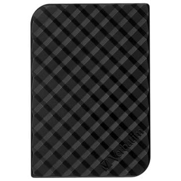 Verbatim 1TB Store 'N' Go USB 3.0 Portable Hard Drive in Diamond Black, , large
