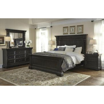 at HOME Caldwell 4 Piece Queen Bedroom Set in Dark Expresso, , large
