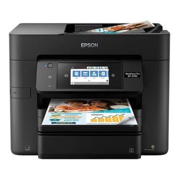 Epson  WorkForce Pro WF-4740 All-in-One Inkjet Printer, , large