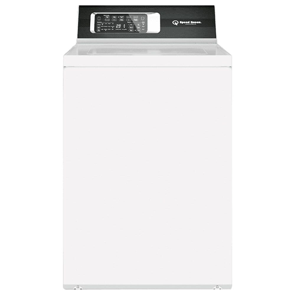 Speed Queen 3.2 Cu. Ft. Top Load Electronic Washer in White, , large