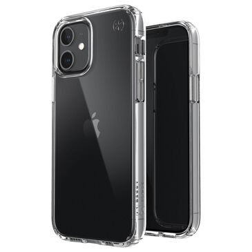Speck Presidio Perfect Clear Case for iPhone 12 and iPhone 12 in Clear, , large