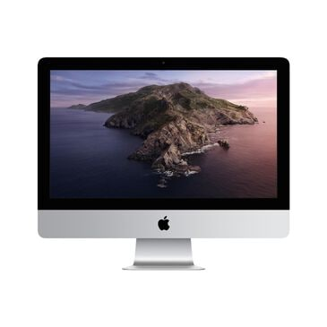 "Apple iMac 21.5"" - 2.3GHz Dual-Core Processor - 8GB RAM - 256GB Storage (Latest Model), , large"