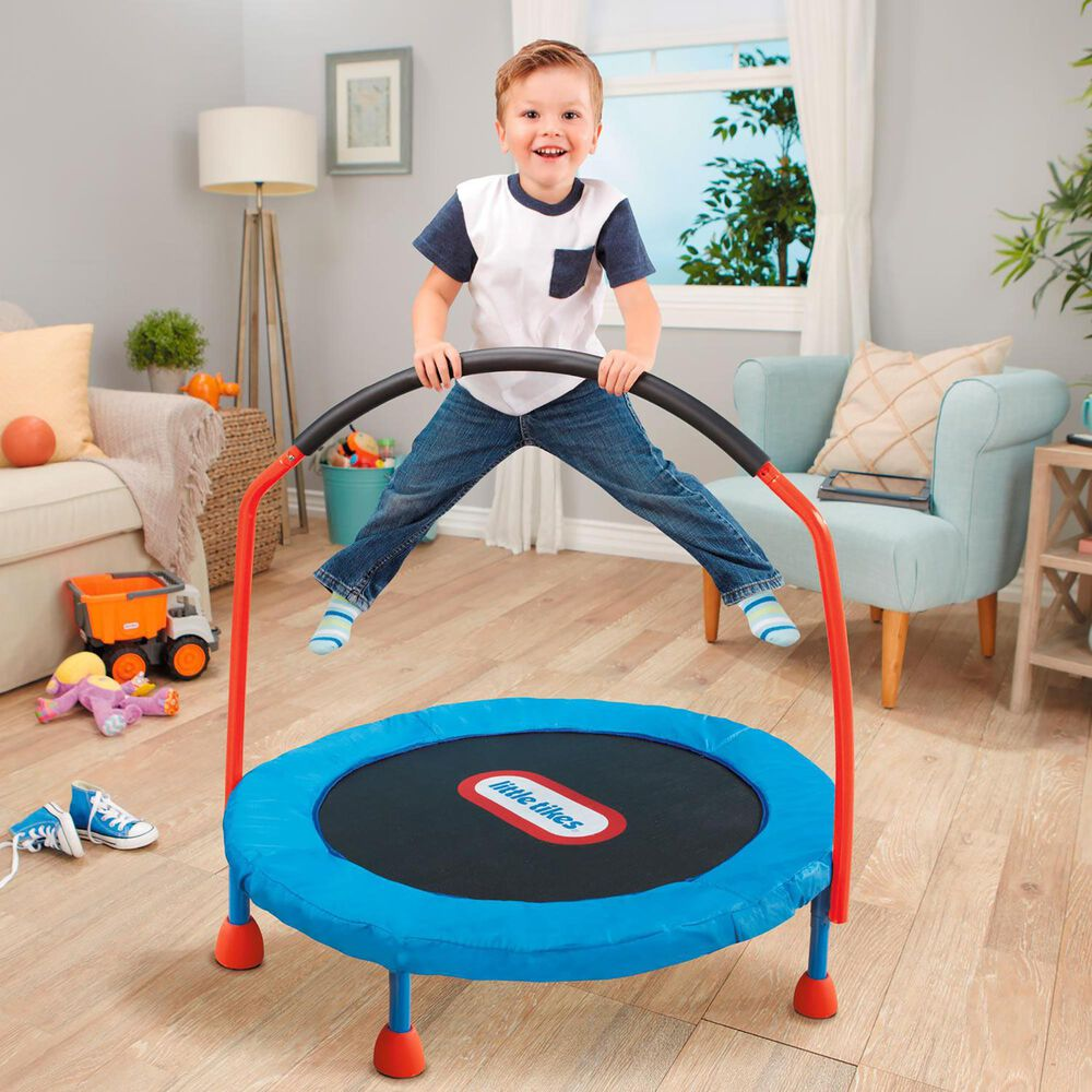Kidfocus Easy Store 3ft Trampoline, , large