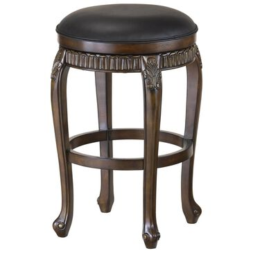 """Richlands Furniture 24"""" Fleur De Lis Counter Stool, , large"""