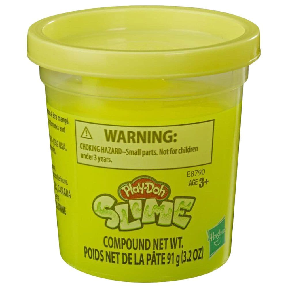 Hasbro Play-Doh Slime 3.2 Ounce Can in Yellow, , large