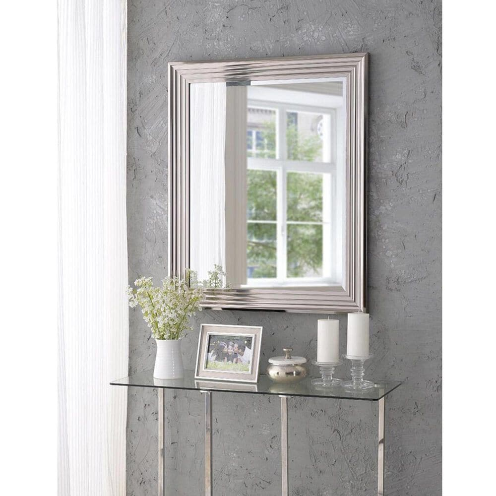 Kenroy Lyonesse Mirror in Glass, , large