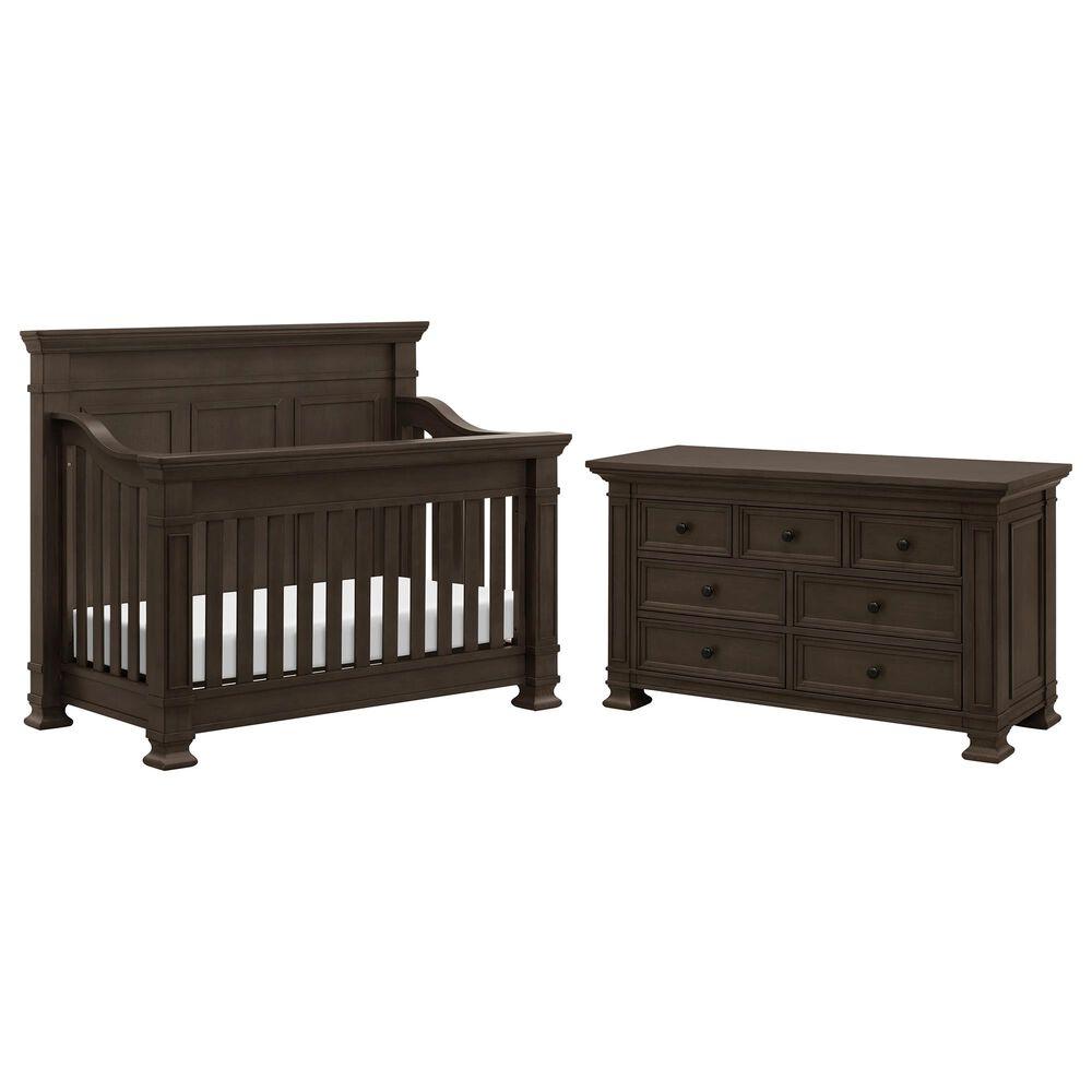 Franklin & Ben Tillen 2 Piece Nursery Set in Truffle, , large