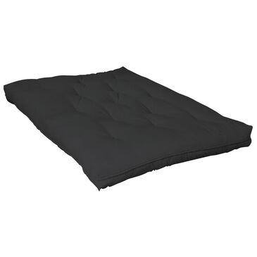 Pacific Landing Premium Futon Pad in Black, , large