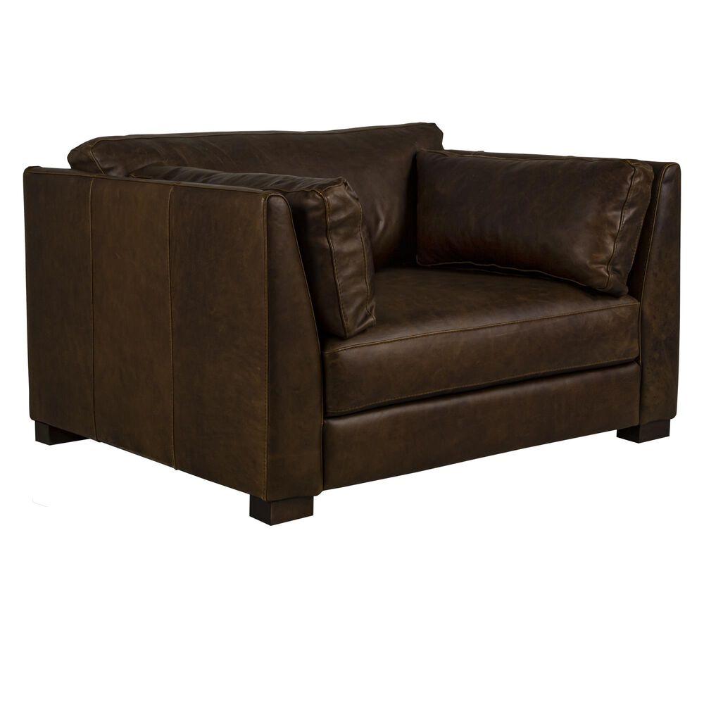 Softline Maxi Chair in Waco Cigar, , large