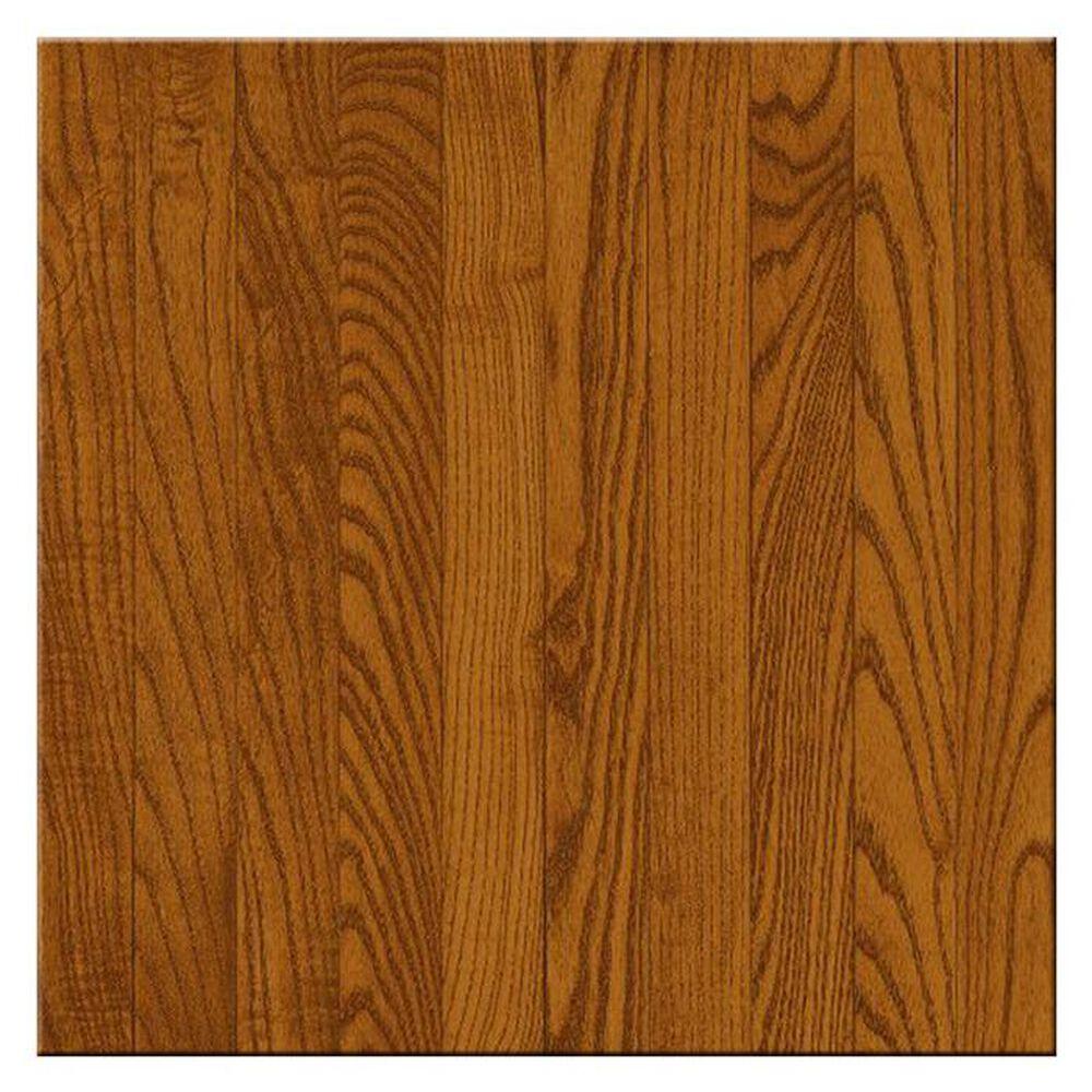 Bruce Dundee Wide Plank Gunstock Oak Hardwood , , large