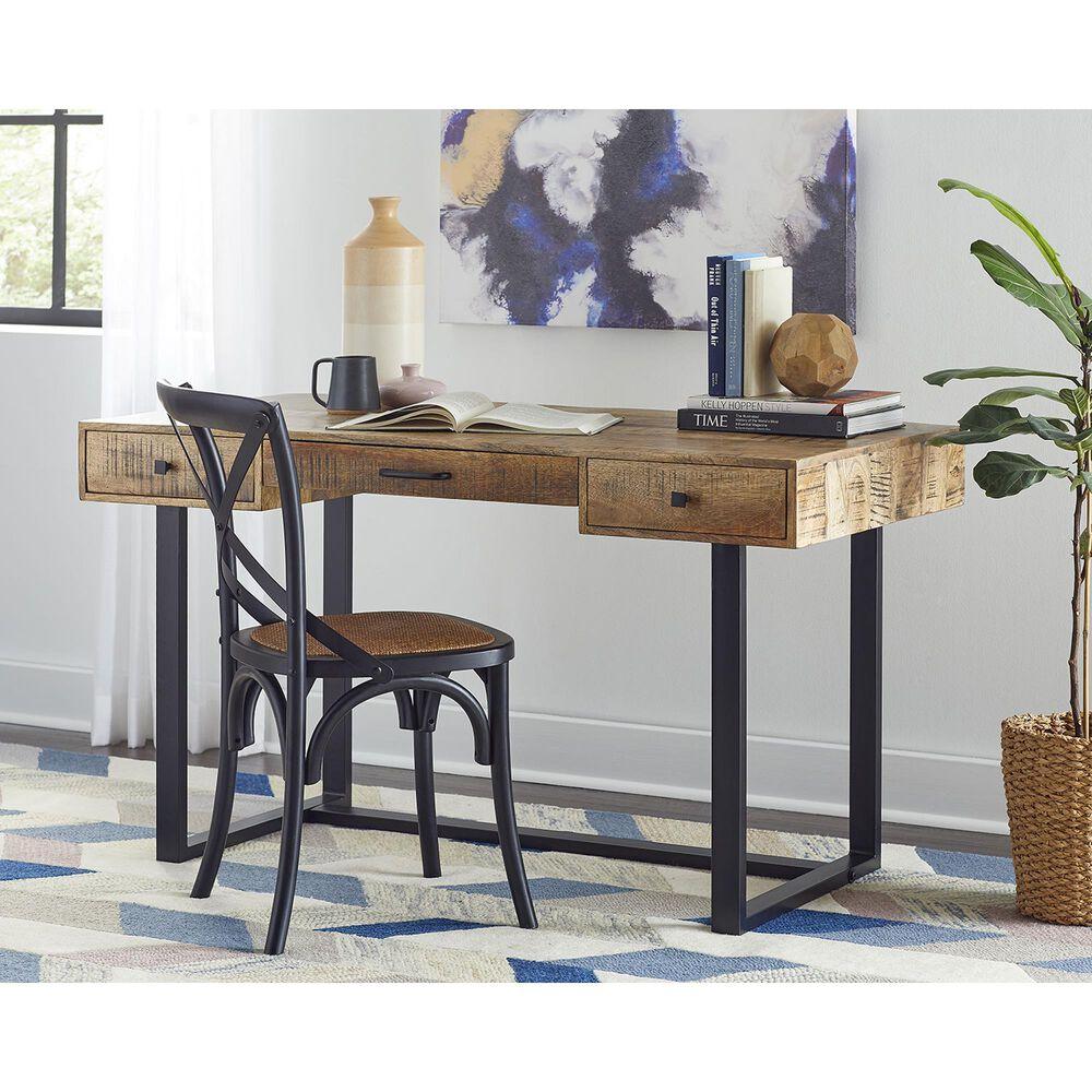 Martin Logan Sawyer Writing Desk in Brown, , large