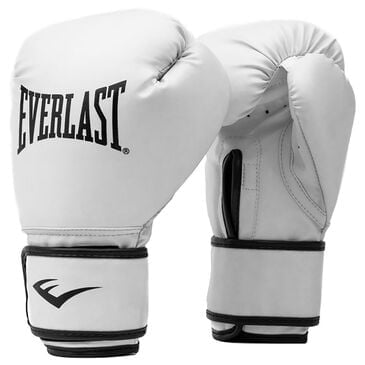 Everlast Core Training S/M Gloves in White, , large