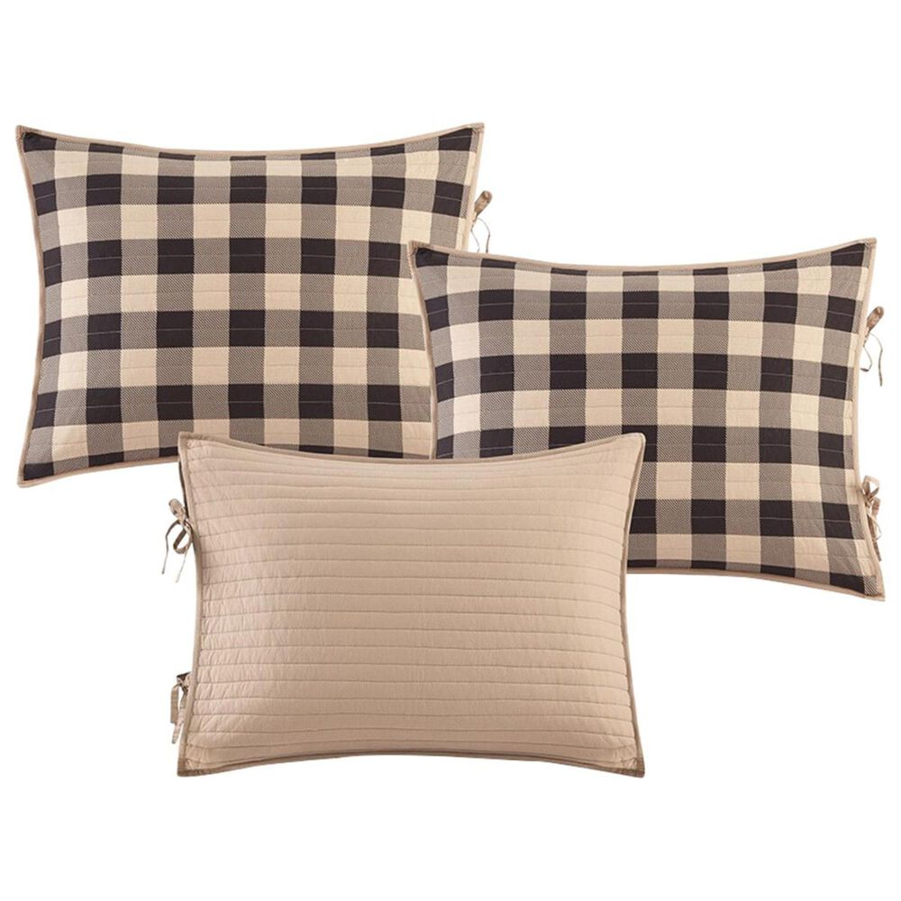 Hampton Park Buffalo 5-Piece Daybed Cover Set in Tan, , large