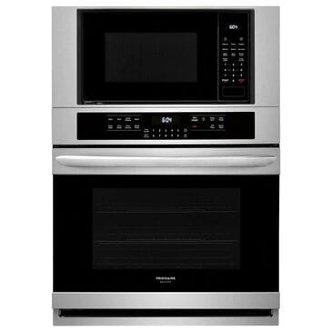 Frigidaire 30'' Electric Wall Oven/ Microwave Combination in Stainless Steel, , large