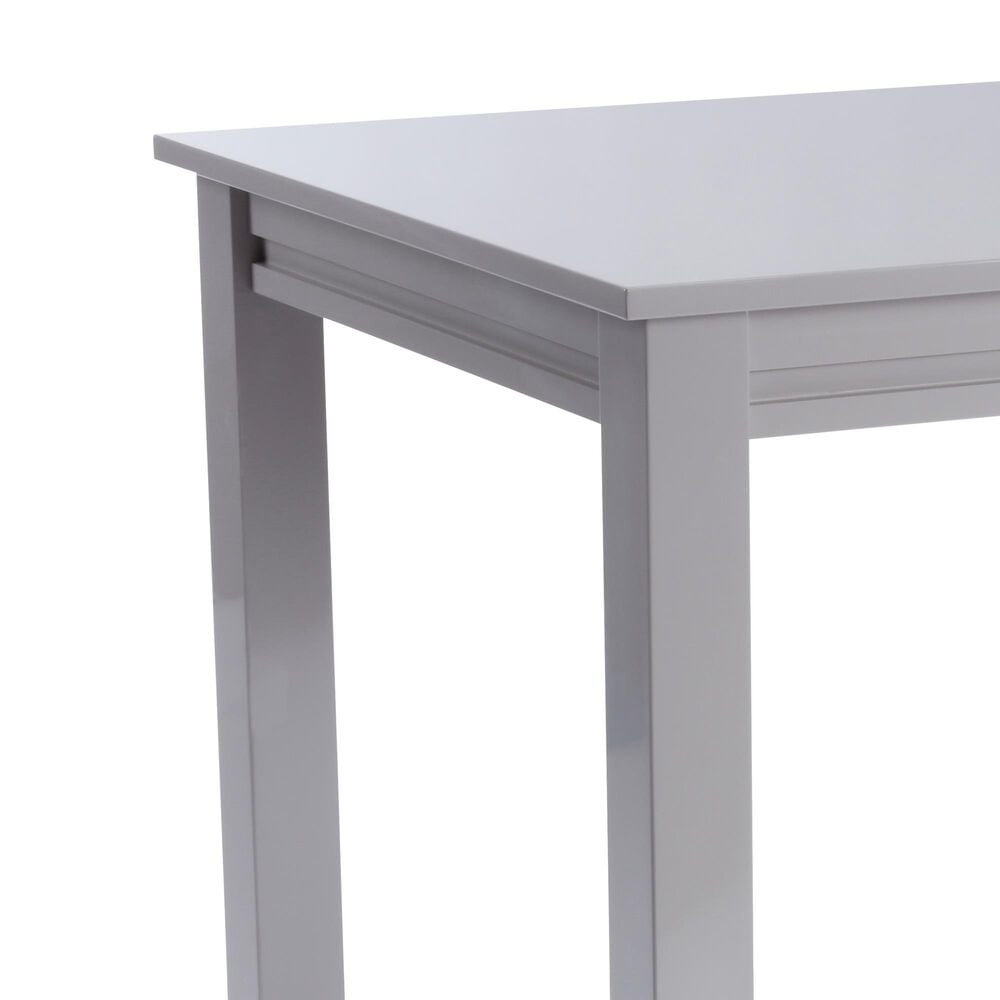 Home Styles Linear Dining Table in Gray, , large
