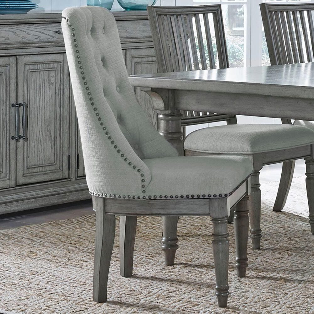Chapel Hill Madison Ridge Host Chair in Gray, , large