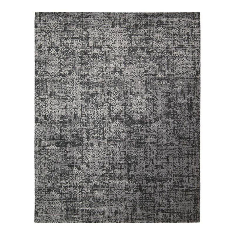 Nourison Twilight TWI04 12' x 15' Onyx Area Rug, , large