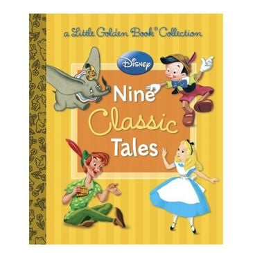 Nine Classic Tales, , large