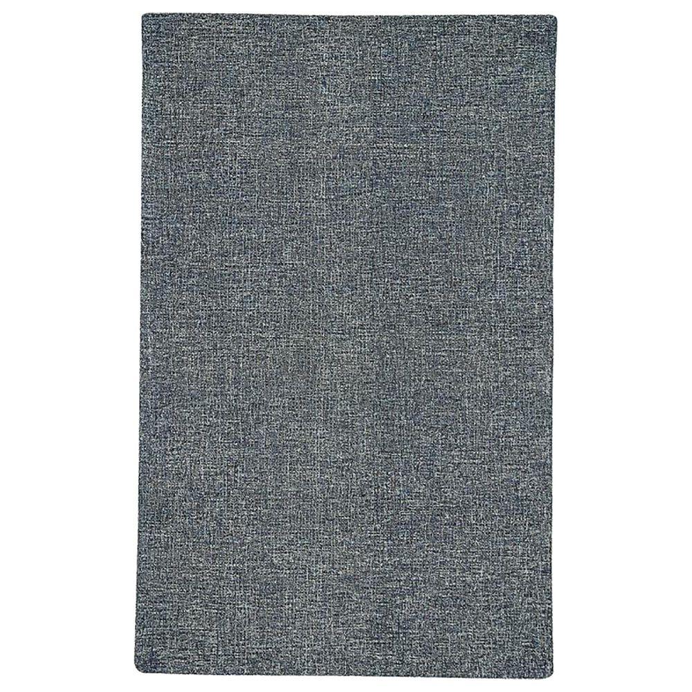 Capel Breccan 9516-440 7' x 9' Ink Area Rug, , large