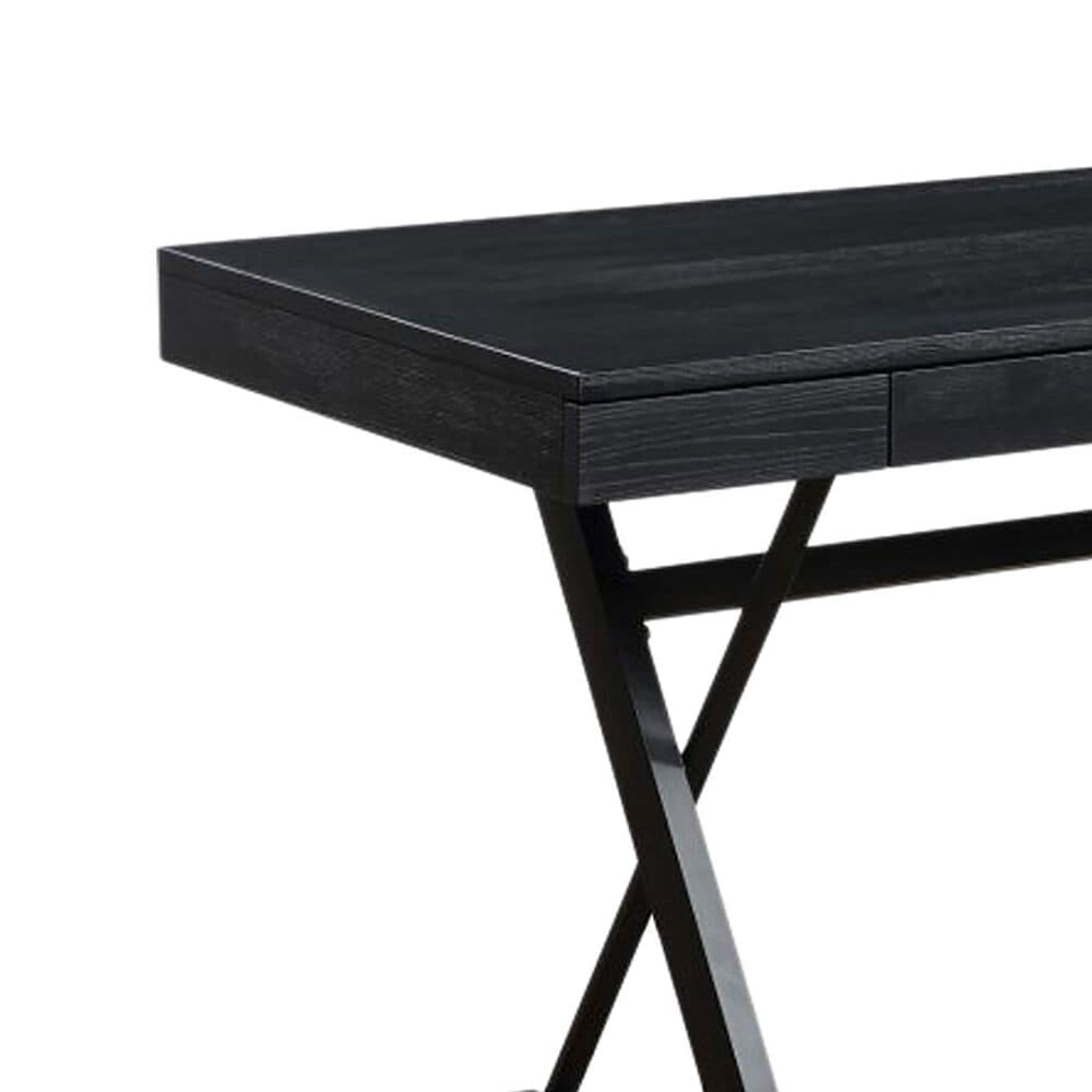 Moe's Home Collection Profecto Desk Ash in Black, , large