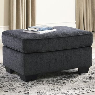 Signature Design by Ashley Altari Ottoman in Slate, , large
