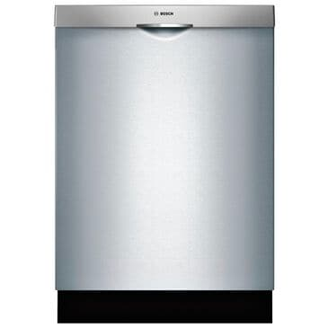 "Bosch 24"" Scoop Handle Dishwasher 300 Series in Stainless Steel, , large"